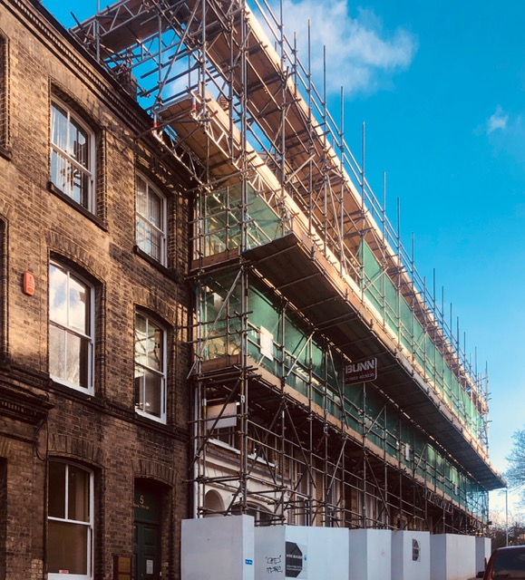 Commercial Scaffolding 2