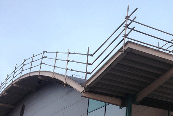 Traditional Scaffolding 7