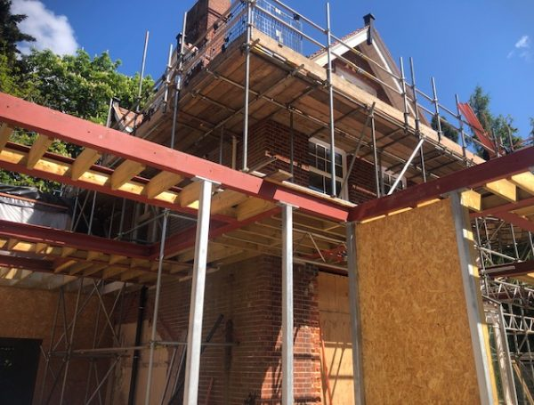 Traditional Scaffolding 9
