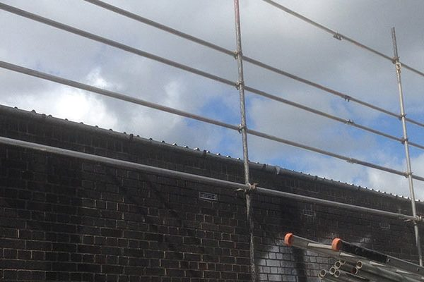 Traditional Scaffolding 8